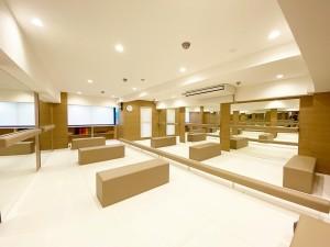 トレーニングルーム(京成大久保)